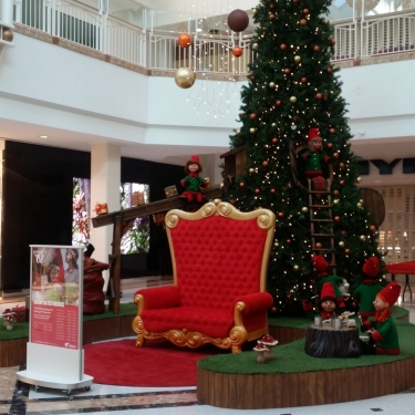 CHRISTMAS DISPLAYS