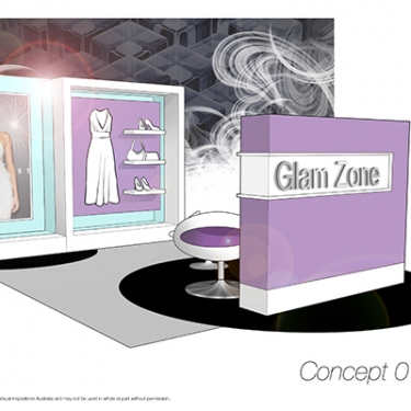 Colonial Glam Zone Box 01