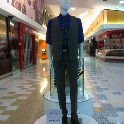 Retail Mall Equipment